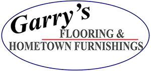 Garry's Flooring and Hometown Furnishings Logo